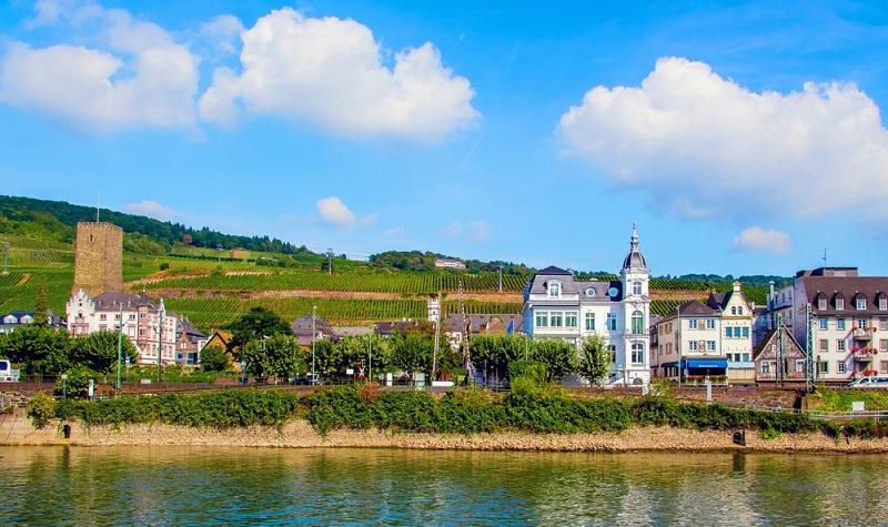 Rüdesheim ist nicht nur für Weinliebhaber eine Reise wert