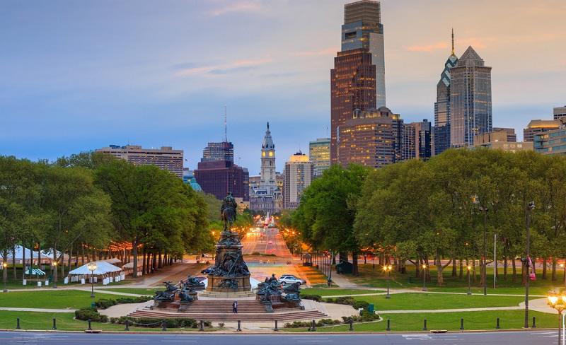 Philadelphia soltte auf jeden Philadelphia sollte auf jeden Fall näher erkundet werden