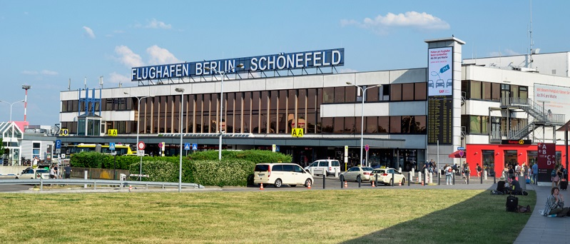 Knapp 13 Millionen Fluggäste werden pro Jahr am Berliner Airport abgefertigt.