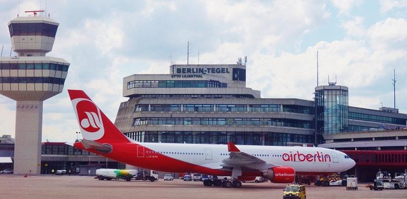 Mehr als 21 Millionen Passagiere nutzen den Flughafen Berlin-Tegel jährlich.