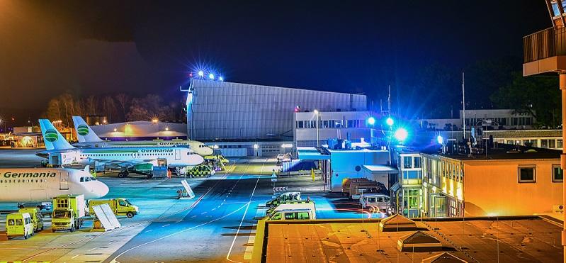 Mehr als vier Millionen Passagiere starten vom Flughafen Nürnberg aus zu nationalen und internationalen Zielen.