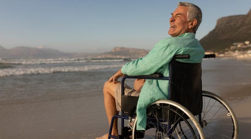Gerade im Alter ist eine gute medizinische Versorgung sehr wichtig.