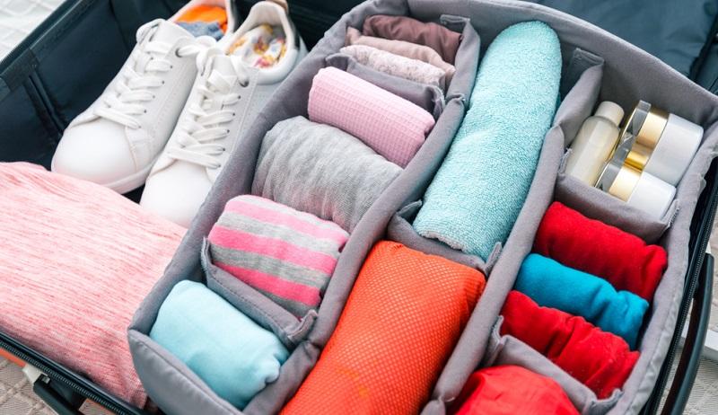 So toll sieht ein perfekt gepackerter Koffer aus.