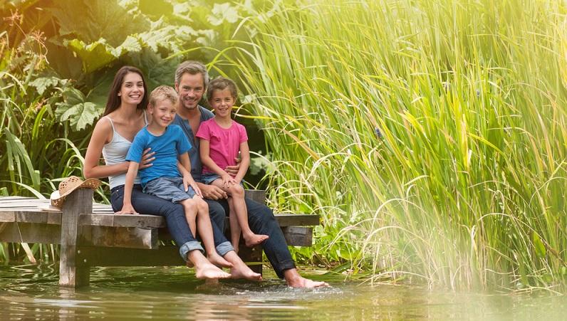 Chiemsee, Bodensee, Tegernsee, Müritz: Deutschland hat viele Seen zu bieten, die sich für einen Urlaub anbieten.
