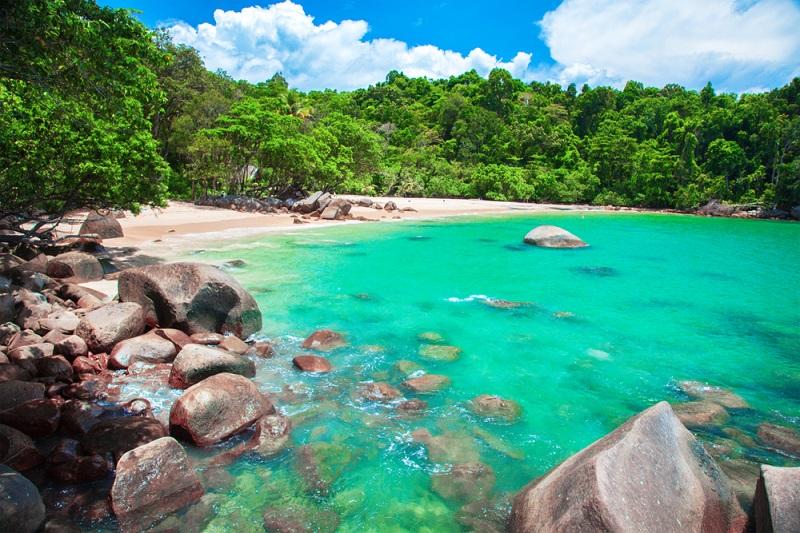 Nicht weit von den Similans entfernt liegt Khao Lak mit seinem zauberhaften Nationalpark. (#04)