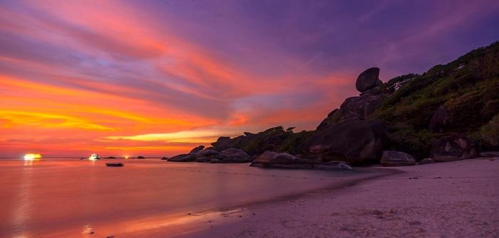 Tauchen an den Similan Islands: Diese 3 Stellen muss man gesehen haben!