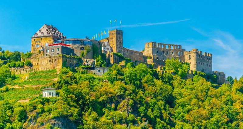 Burg Rheinfels zu besuchen lohnt es sich auf jeden Fall