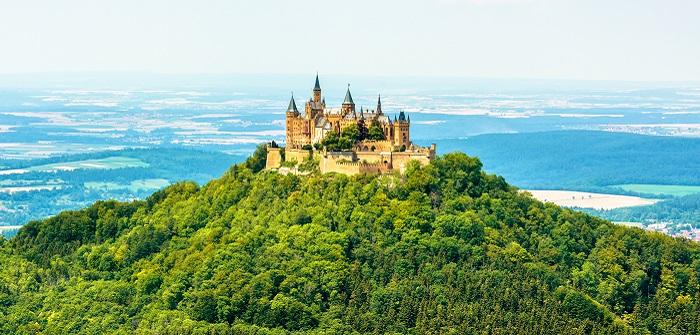 Burgen & Schlösser in Deutschland