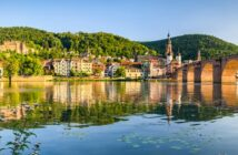 Stadtplan von Heidelberg: Bekannte Highlights und die 5 besten Geheimtipps