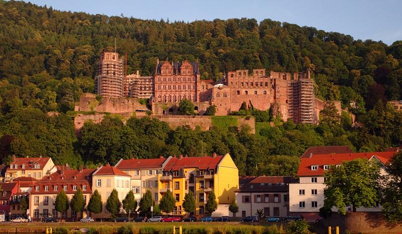 Das Heidelberger Schloss ist die bekannteste Schlossruine der Welt und gilt als Paradebeispiel romantischer Schlösser.