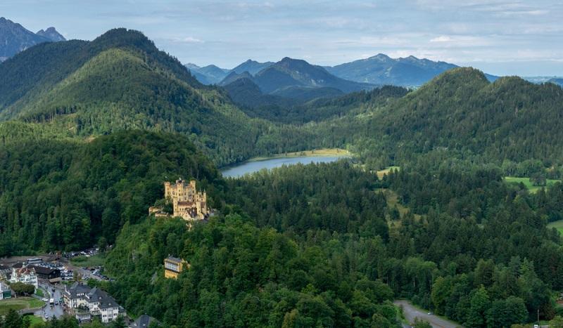 Dieser beliebte Trail führt durch den wunderschönen Bayerischen Wald. ( Foto- shutterstock_Melanie J