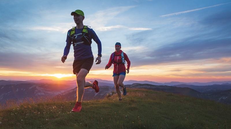Trailrunning ist eine hervorragende Möglichkeit, sportliche Ambitionen in freier Natur zu verfolgen. ( Foto: Shutterstock-_Sander van der Werf)