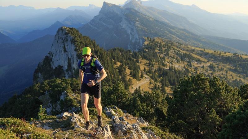 Um die anspruchsvollen Trailrunning Strecken in Bayern zu bewältigen, benötigen die Sportler eine gute Konstitution. ( Foto: Shutterstock-Sander van der Werf )