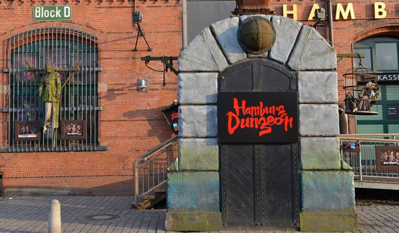 Zu den wichtigsten Sehenswürdigkeiten in Hamburg zählt der Hamburger Dungeon, für dessen Besuch Kinder allerdings mindestens zehn Jahre alt sein sollte.  ( Foto: Shutterstock- El Greco 1973)