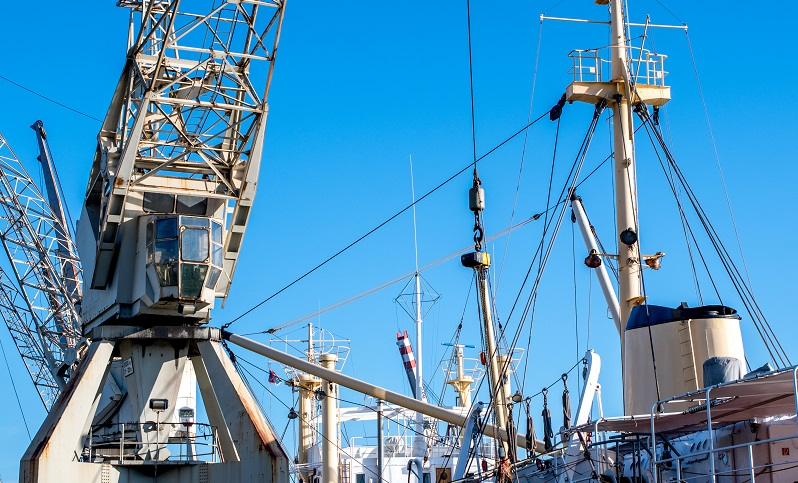 Zu den wichtigsten Hamburger Sehenswürdigkeiten zählt überdies das Hafenmuseum.  ( Foto: Shutterstock-K_Rahn_)