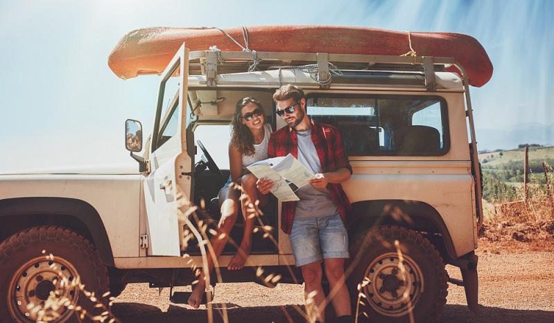 Ein Survivaltrip ist keine gemütliche Urlaubsfahrt, die Zeit wird nicht am Strand im Liegestuhl verbracht.  (Foto: Shutterstock-Jacob Lund)