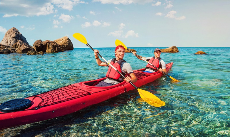 Einen Abenteuerurlaub zu planen ist sehr viel umfangreiches als eine Pauschalreise ( Foto: Shutterstock- Kuznetcov_Konstantin)