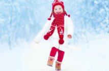 Winterschuhe für Kinder: Welche Schuhe sind perfekt für den Urlaub in Eis und Schnee? ( Foto: Shutterstock-FamVeld)