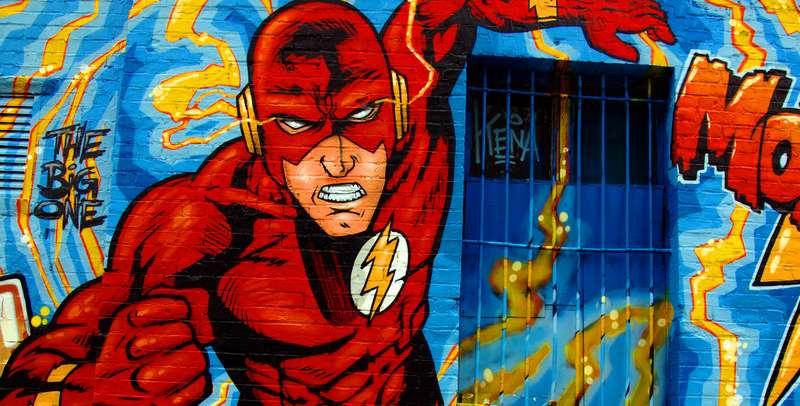 Street Art in geschlossenen Räumen ( Foto: Shutterstock- meunierd )